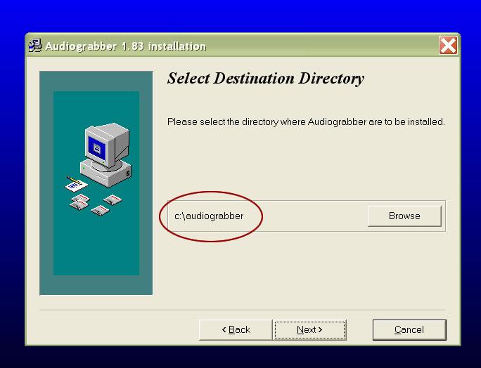 Инструкция по примению audiograbber